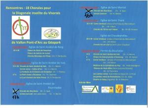 chorales diagonale -2